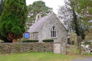 The parish church of Brongwyn