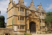 Stanway House Entrance