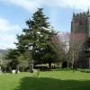 All Saints church, Culmstock