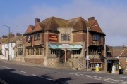 Tally Ho, 42, Church Street, Junction of Green Street, Eastbourne, East Sussex