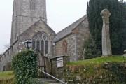 St. Meubred's church, Cardinham