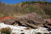 Petit Tor beach