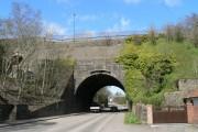 Newtown Bridge, Steelworks Road, Ebbw Vale