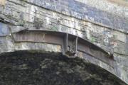 Keystone and Iron Tie, Newtown Bridge