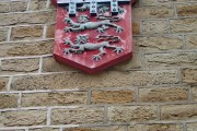 The Old Police Station, Coat of Arms