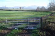 Farmland near Old Country House