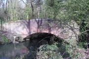 Road bridge over the River Blackwater