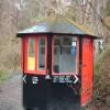 Kiosk In Linn Botanic Gardens, Cove