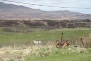 Old mower, Persabus