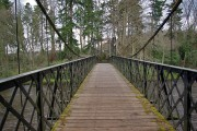 Valley International Park - Looking Across Bridge