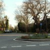 Part of the old Ongar Road