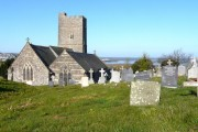 Church of St John Baptist, Rectory Lane, Instow