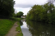 Canal at Hopwood