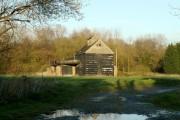 A farm building close to Matching Tye