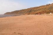 Beach West of the Cobb, Lyme Regis