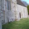 Priests Door, All Saints Church, Gussage All Saints