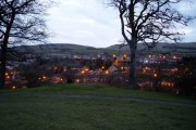 View back to Duntocher from Goldenhill Park