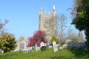 The Church of St Mary, Pilton