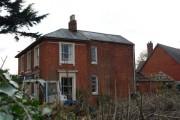 Highfield House, Hall Green - Days before demolition