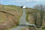 Junction on the Aird of Sleat
