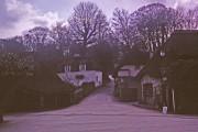 The Old Forge, Cockington, Devon taken 1964