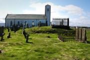 Jurby church
