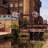 Locomotive Bridge, Huddersfield Broad Canal
