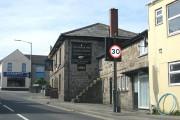 The Bugle Inn pub, Bugle