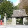 Lych Gate, St Cadoc's Church