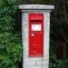 Victorian postbox, Carol Green