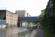 Power station bridges, Paddington Arm, Grand Union Canal