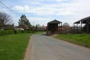 Farm buildings at Barton Le Willows