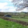 Barn near Hiriaeth