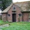 The North Porch of St Peter's Church, Swettenham