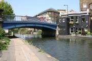 Carlton Bridge, Paddington Arm, Grand Union Canal