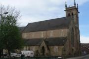Sheffield: parish church of St. Silas