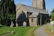 St Constantine & Aegideus church, Milton Abbot