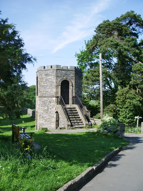 St Mary's Church, Kirkby Lonsdale, The Gazebo