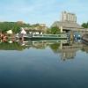 Canal basin at Aylesbury