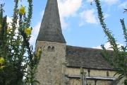 Fletching Church