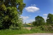 Leaving Hellaby Industrial Estate