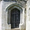 Brougham Hall, Doorway