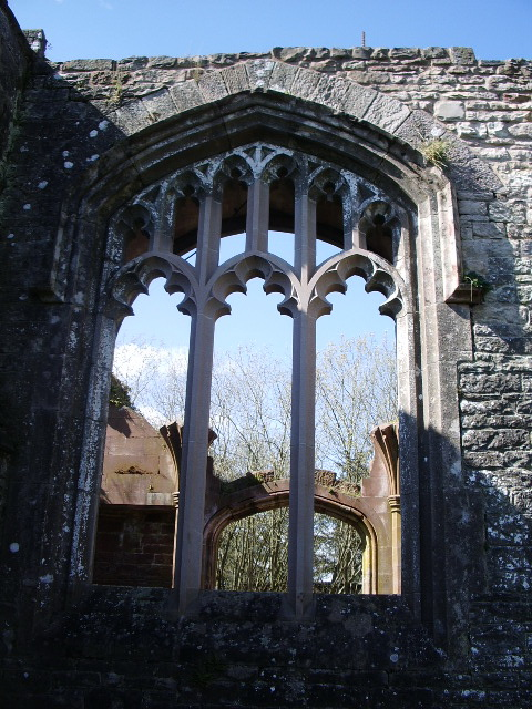 Brougham Hall, Window