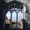 Brougham Hall, Window