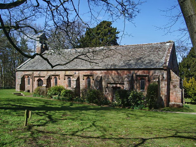 St Wilfred's Church, Brougham