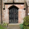 St Wilfred's Church, Brougham, Doorway