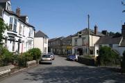 Horrabridge: Commercial Road