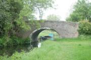 Montgomery Canal bridge 104