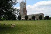 Broadclyst church