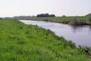 River Derwent near Gunby, East Yorks.